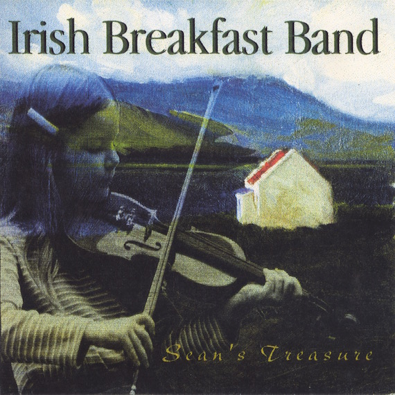 Cover of CD: Sean's Treasure, painting by Brendan Sheridan