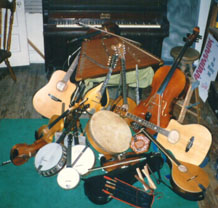 Pile O' Instruments
